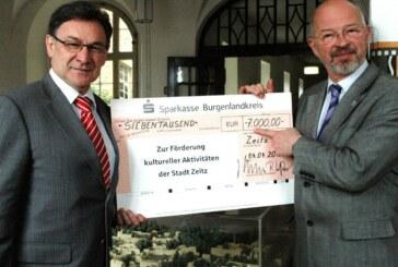 7.000 Euro in die gleiche Richtung.