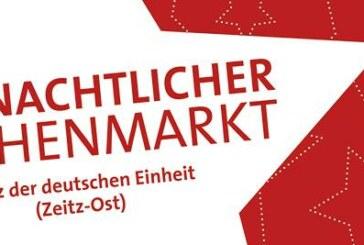 21./22.12/Markt Zeitz-Ost: Weihnachtlicher Markt