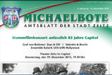 Michaelbote – Termine 2014, erste Jahreshälfte