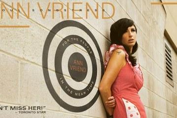 1.4./20:00/Pub Zeitz: ANN VRIEND & FRIENDS Live