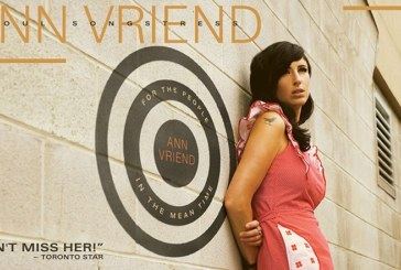 1.4./20:00/Pub Zeitz: ANN VRIEND & FRIENDS Live