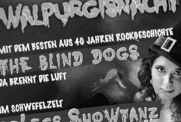 30.4./Bockwitz: Walpurga schwelt durch die Nacht