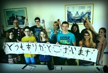 Zeitzer Schüler fahren nach Tosu