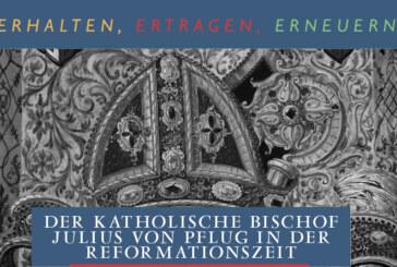 6.9./10-16:30/Dom & Moritzburg: ERHALTEN, ERTRAGEN, ERNEUERN