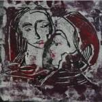 23.5./18:00/Galerie Altenburg: Schwarz auf Weiß und Anderes