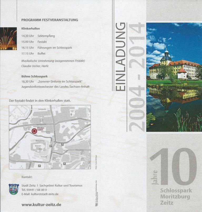 10 Jahre Schlosspark 1