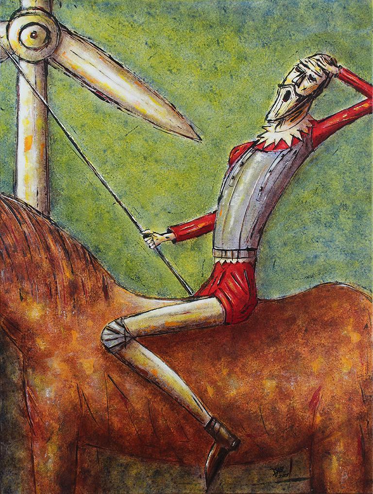 Don Quichotte-¦s Erwachen