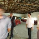 Bewegung auf Kloster Posa