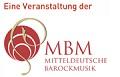 logo mitteldeutsche barockmusik