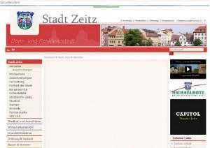 Website Aktuelles
