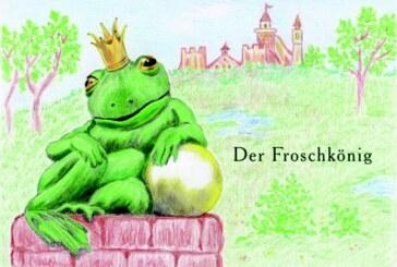 """21.11./09:30/Theater Kürbiskern: """"Der Froschkönig"""" Premiere"""