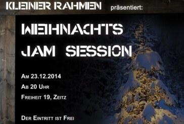 23.12.14/20:00/Kleiner Rahmen: Weihnachts Jam Session