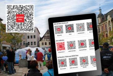 "Neues Angebot: ""Stadtrallye"" in Zeitz mit dem Smartphone?"