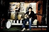 14.04.15/20:00/Pub Zeitz: Arek Frog & Elina Sinisalo