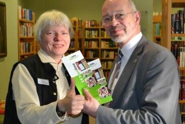 Lesen digital – Stadtbibliothek startet Onleihe