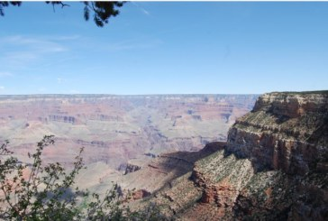 Gruß aus dem Grand Canyon nach Zeitz