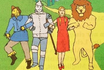 """""""Der Zauberer von Oz"""" Musical"""