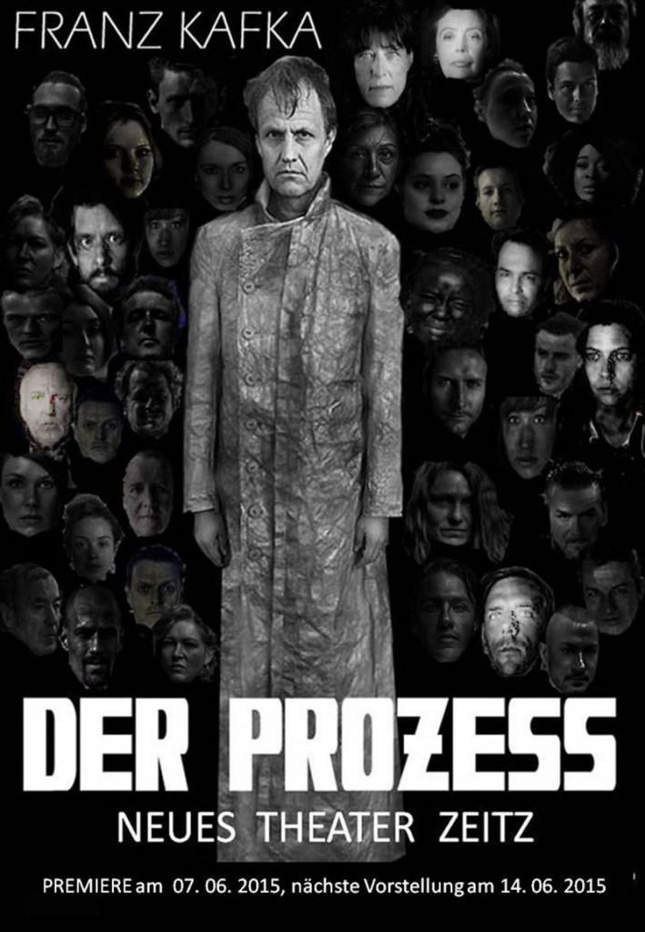 Plakat PROZESS