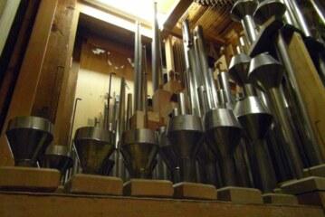 Konzert für Orgel und Percussion
