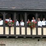 Sommerlich, klassisch – Bauernhofkonzert auf Posa