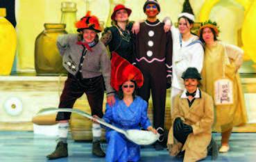Sonderevent des Theater-Pädagogischen-Zentrums