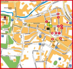 Karte-Zuckerfest