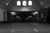 Tunnel- oder Lichtblick? Bahnhof öffnet Pforten