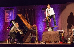 Konzert von Gogol und Maex in der Stadthalle Korntal. Foto Philipp von Ditfurth / Fotojournalismus.org.