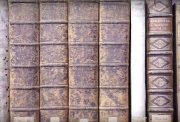 Die Stiftsbibliothek