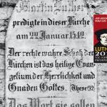 """""""REFORMATION und BILD"""" 5. Zeitzer Luthertag"""