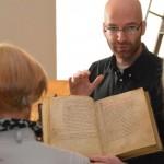 Stiftsbibliothek öffnet Türen für Zeitzer-/innen