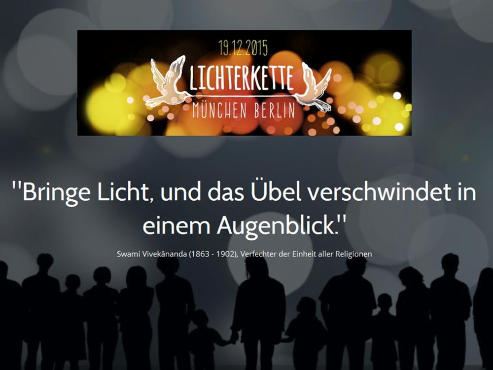 Zwischen München und Berlin: Zeitzer Lichter!
