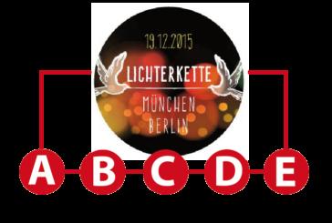 Lichterkette 2015 auf ZeitzOnline