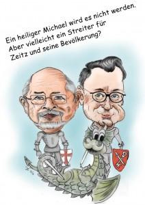 OB Wahl 2016 in Zeitz
