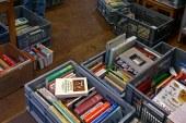 Büchertrödelmarkt im Kirchcafè