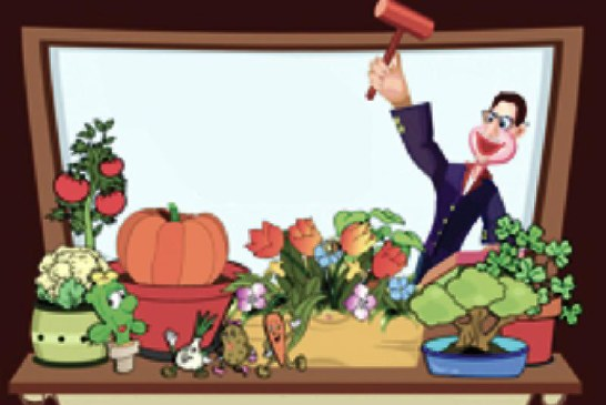 Kleinpflanzen-Auktion