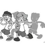 5. Sponsorenlauf der Evangelischen Grundschule Zeitz