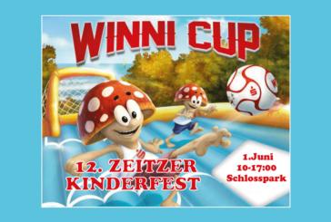 """""""Winni Cup zum Zeitzer Kinderfest"""