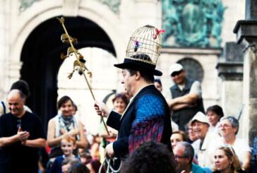 """""""DIE ZAUBERFLÖTE"""" Musik auf Rädern"""