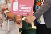 Daumen hoch! Die Zeitz Tourist-Information