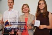Domgymnasium Naumburg erringt Berufswahl-SIEGEL