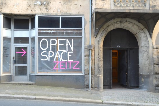 OPEN SPACE ZEITZ