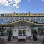 Stabwechsel im Hotel Amadeus