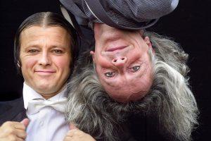 Gogol und Mäx_Foto Karin Bühler