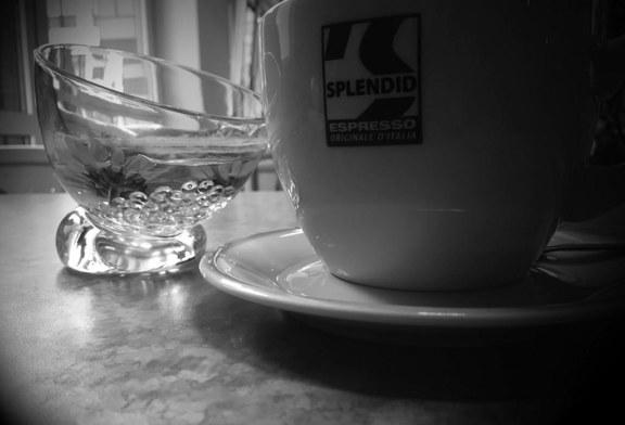 Milchkaffee mit Pfand