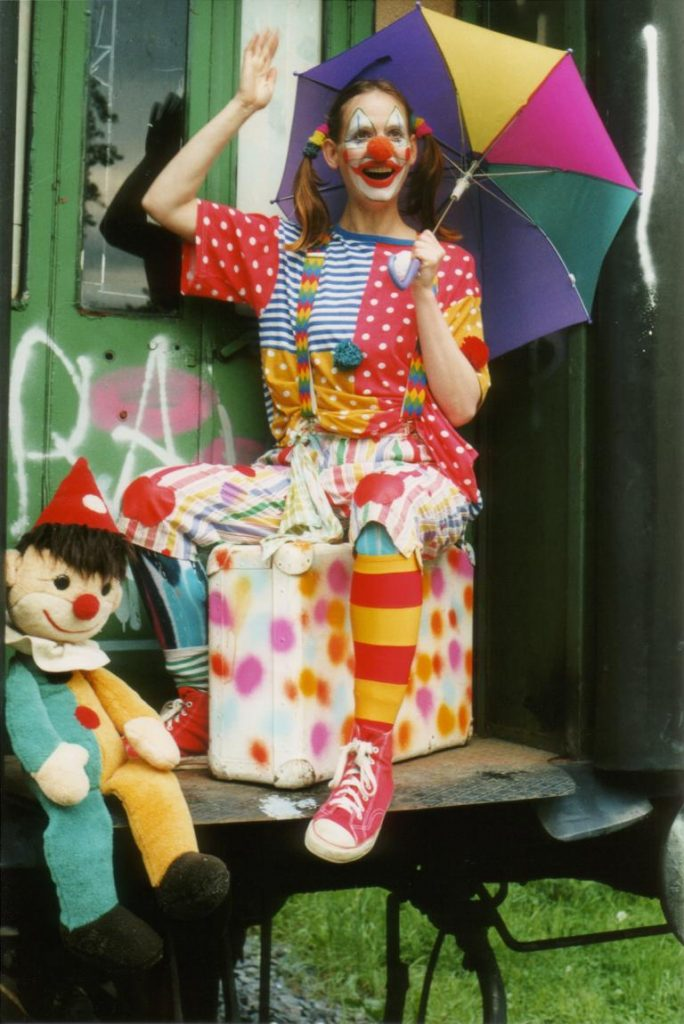 Clown Conny und die Flaschenpost
