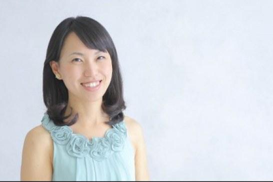 Mami Nagata an der Eule-Orgel