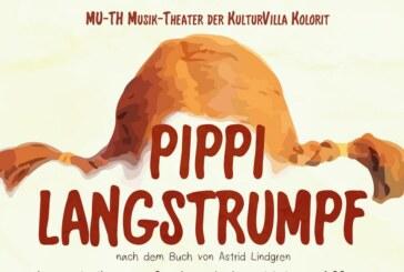 Pippi Langstrumpf. Kindermusical