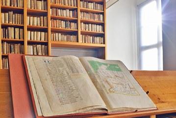 Stiftsbibliothek öffnet Türen