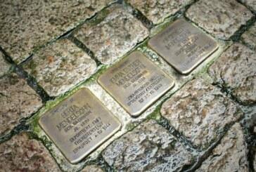 Gedenken an die Pogromnacht in Zeitz